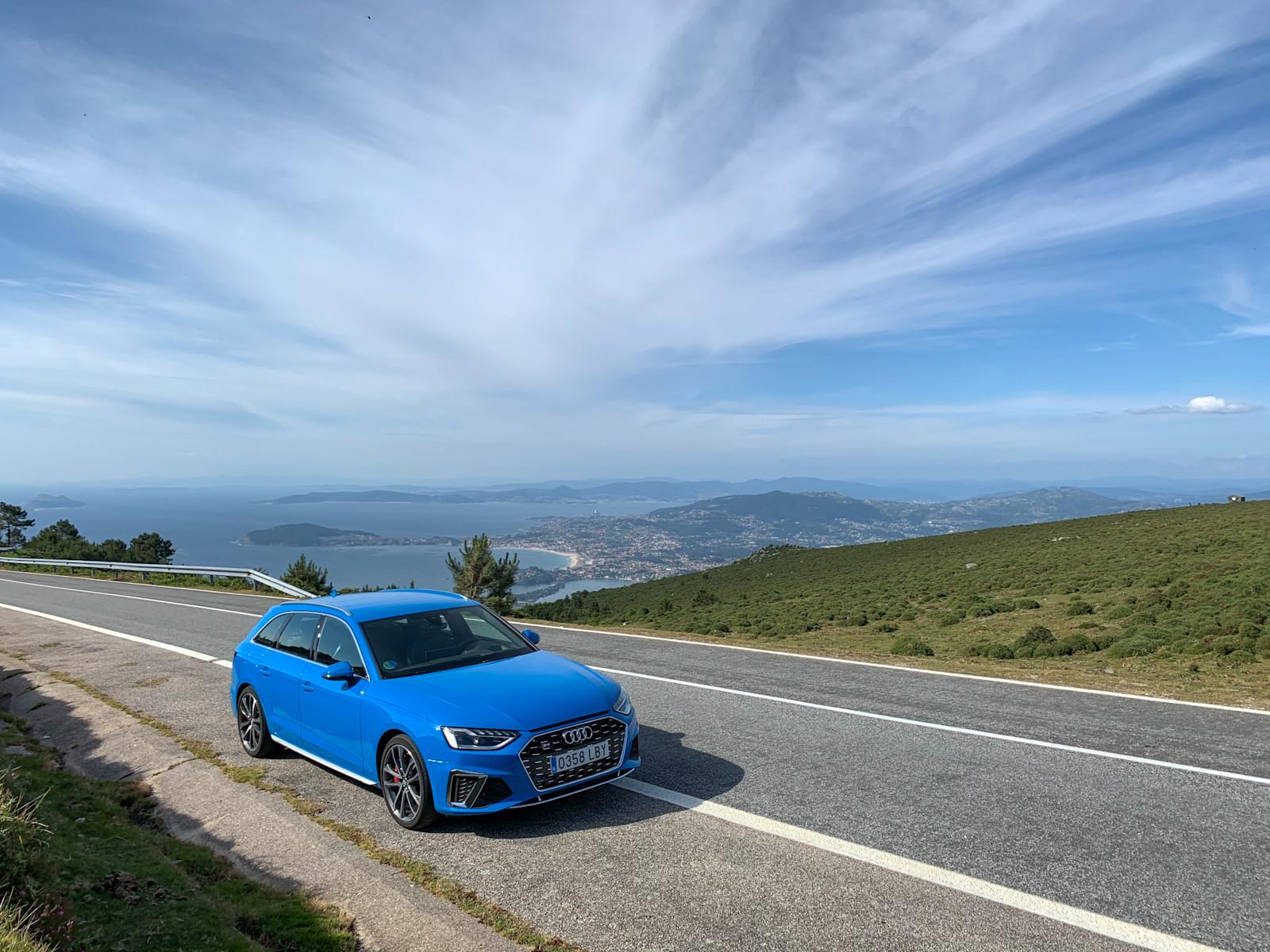 Foto de Audi S4 Avant 2020 (prueba) (1/26)
