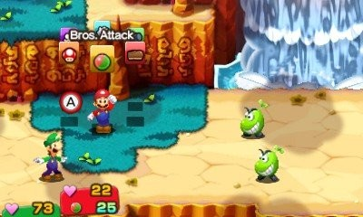 Mario Luigi Superstar Saga Secuaces De Bowser 07