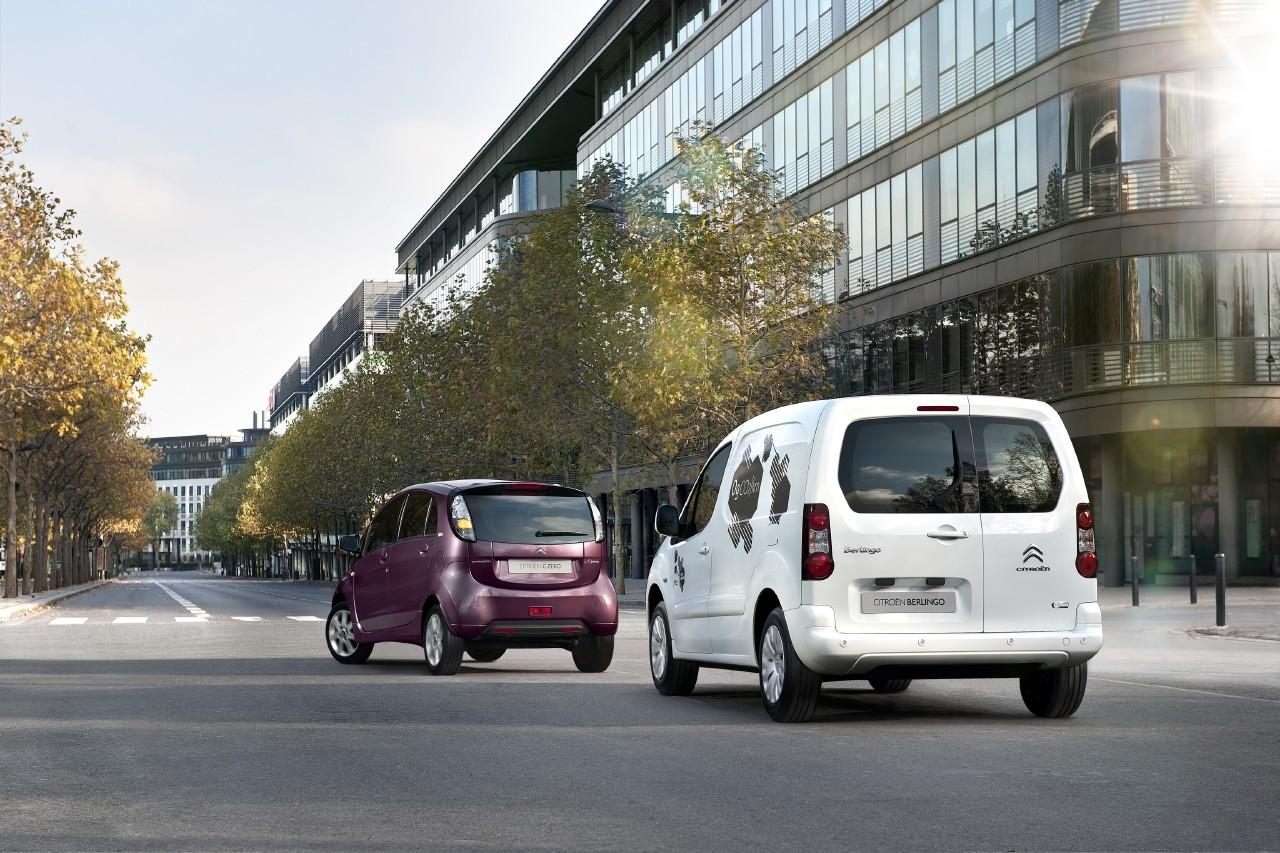 Foto de Citroën Berlingo EV (6/7)