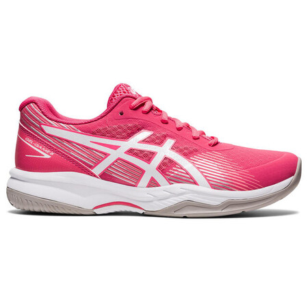 Zapatillas De Tenis Asics Gel Game Mujer Rosa Blanco