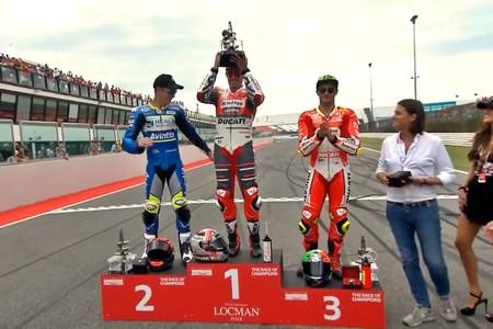 Ducati Wdw Race Of Champions 1