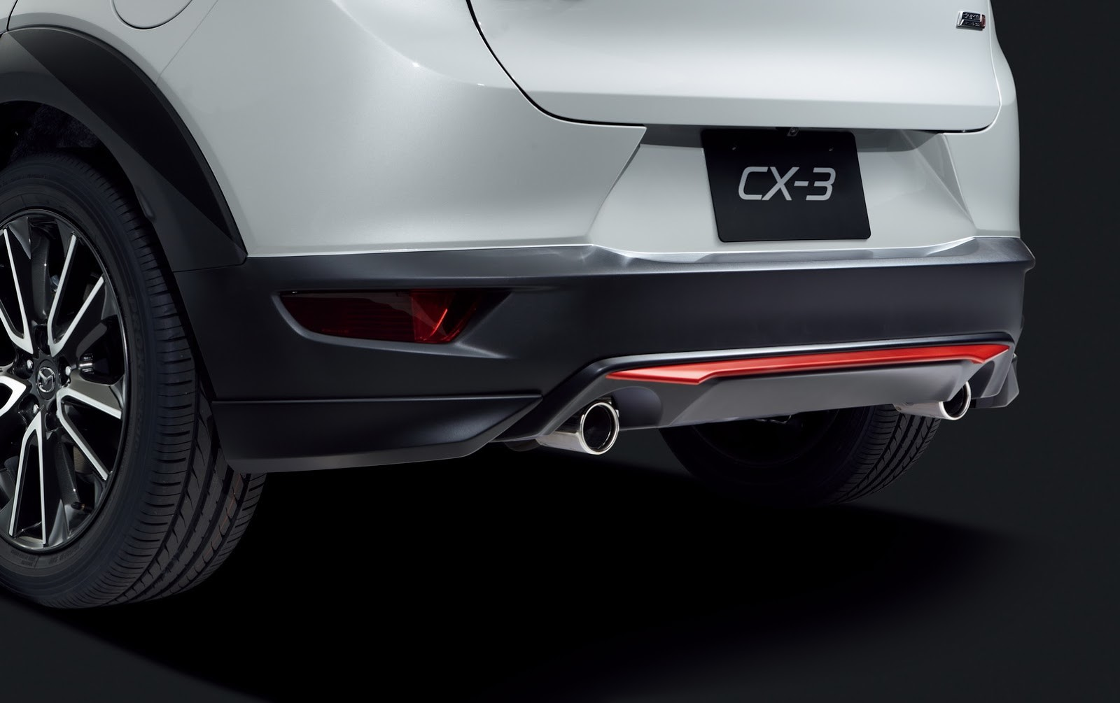 Foto de Accesorios para Mazda CX-3 - CX-5 (9/12)
