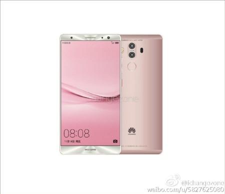 Huawei Mate 9 Renders 5