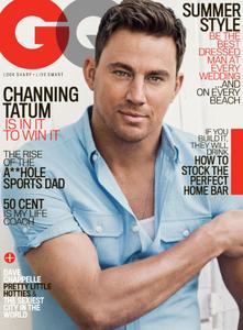 Martes que mejoran de repente o cómo encontrate a Channing Tatum en la GQ