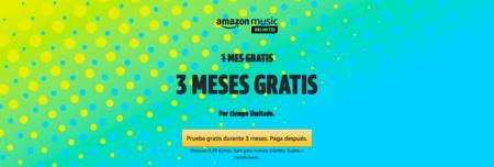 Promocion Amazon Music