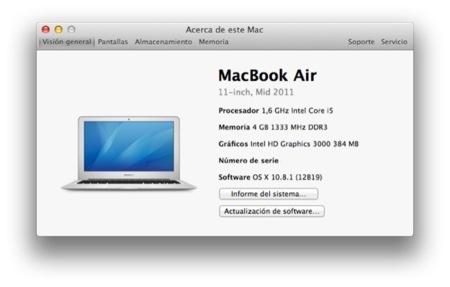 El significado de los números de serie de un Mac