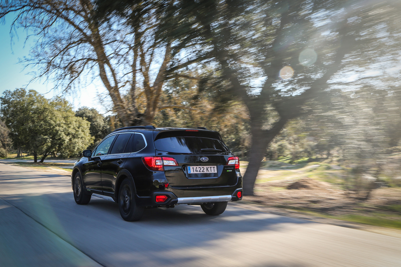 Foto de Subaru Outback GLP (prueba) (13/19)