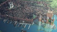La versión en Minecraft de 'Juego de Tronos', la imagen de la semana