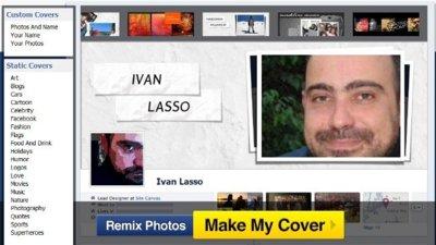 CoverCanvas: genera una imagen para tu timeline de Facebook a partir de tus fotos