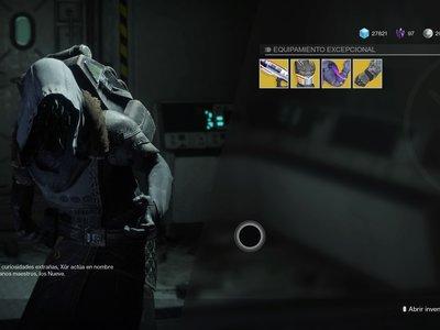 Destiny 2: ubicación de Xur y equipamiento (del 20 al 24 de octubre)