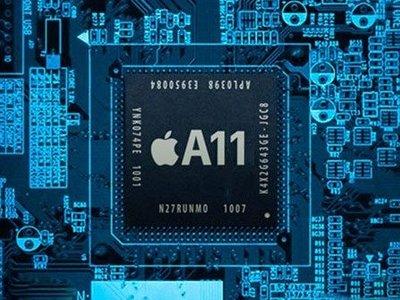 Seis núcleos para el Apple A11, y todos activables de forma simultanea