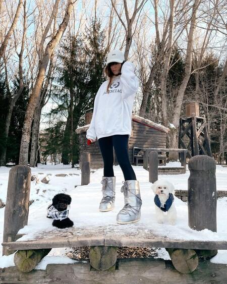 Frío y estilo son compatibles: 13 botas de nieve geniales para lidiar con Filomena que están de rebajas