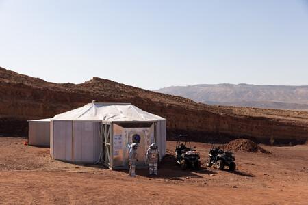 """Este grupo de """"astronautas analógicos"""" simularán en un desierto de Israel cómo es vivir en Marte durante casi un mes"""