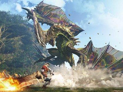 La jugabilidad para cuatro personas y la exploración de Monster Hunter World en 40 minutos de gameplay [GC 2017]