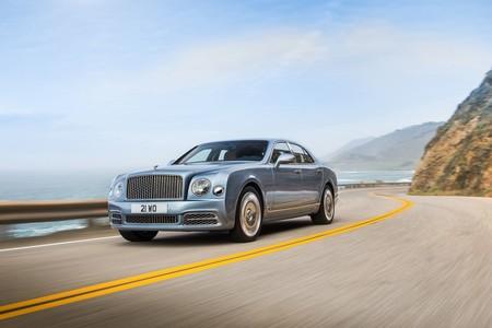Bentley planea entrar al segmento de los sedanes de lujo eléctricos con la siguiente generación del Mulsanne
