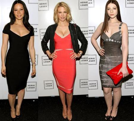 Todas las celebrities en los Front Row de la Semana de la moda de Nueva York, día 3