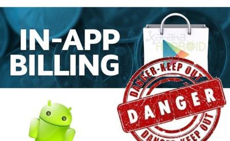 Cuidado con las compras con contraseña en Android, 30 minutos de acceso en Play Store