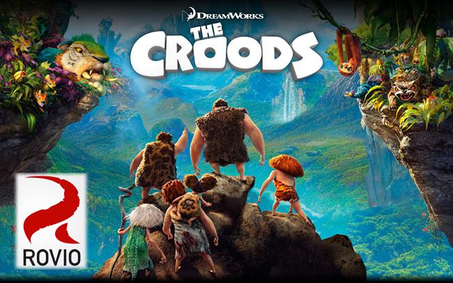 Los Croods Rovio