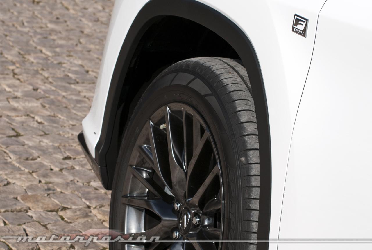 Foto de Lexus RX 450h, toma de contacto (13/28)
