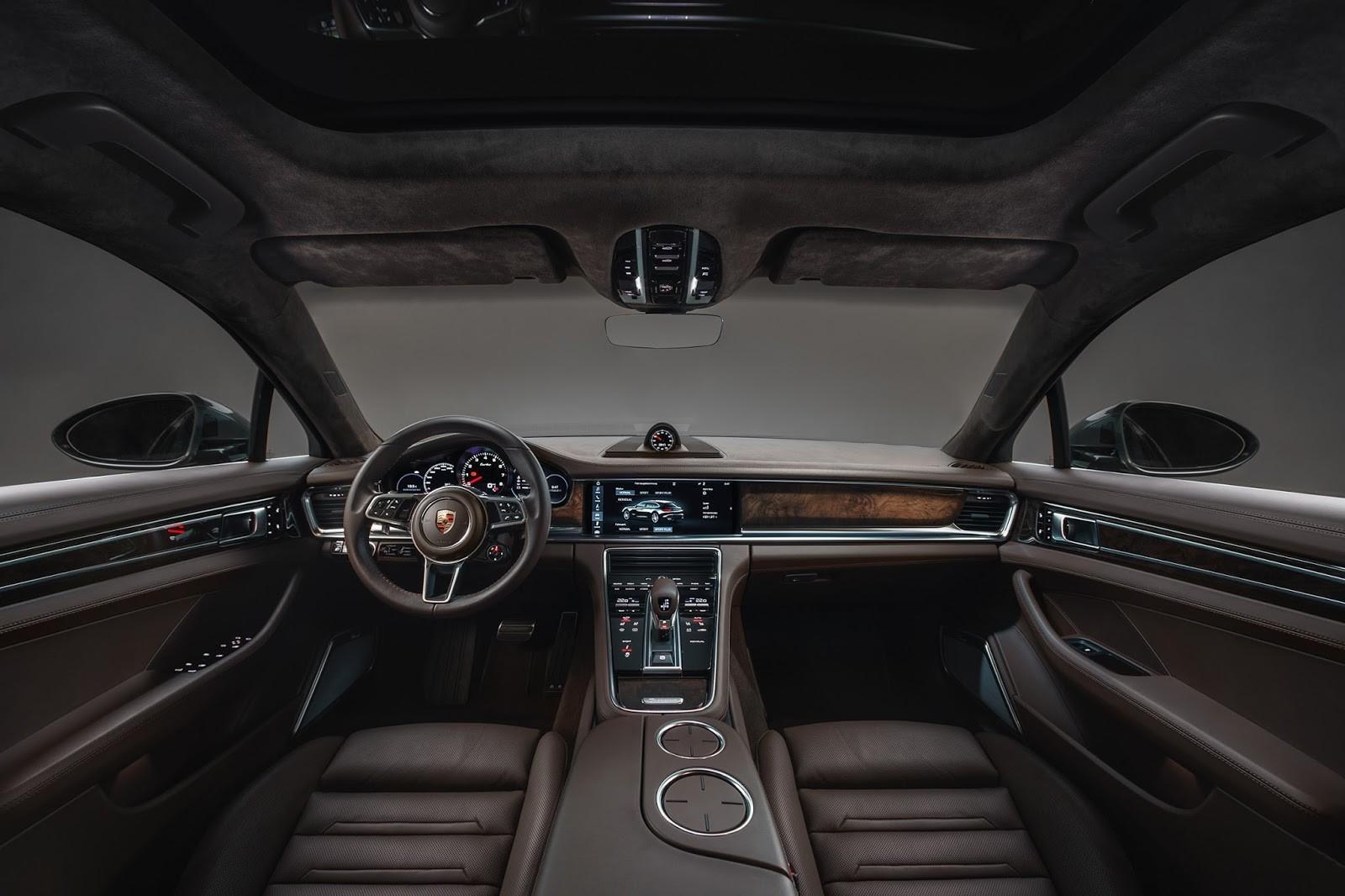 Foto de Porsche Panamera Sport Turismo (15/21)