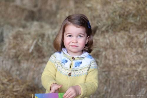 Los adorables dos años de Charlotte de Cambridge en siete momentos