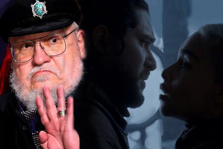 """""""Ojalá la serie no me hubiera adelantado"""". George R.R. Martin confirma que su final de 'Juego de tronos' será diferente"""