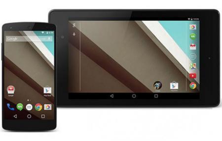 Android L Developer Preview ya ha sido «rooteado» en los Nexus 5 y 7