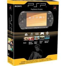 PSP Slim Black