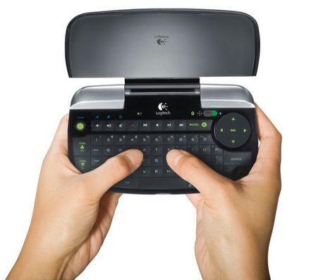 Logitech diNovo Mini, teclado de mano [CES 2008]