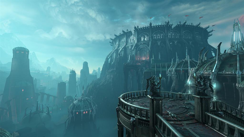 Las invasiones de Doom Eternal al estilo Dark Souls estarán enfocadas para los jugadores experimentados que ya hayan completado el juego