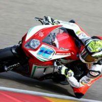Jules Cuzel y el calvario de la mejor moto de Supersport