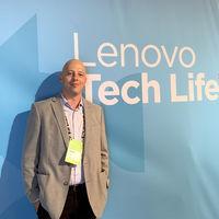 """""""Para que cualquier inteligencia artificial sea inteligente hacen falta humanos escuchando las interacciones"""", James LaCroix, directivo de software en Lenovo"""