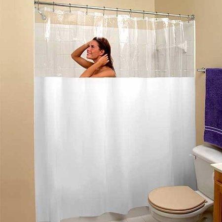 Cortinas de ducha transparentes - Cortinas para ducha ...