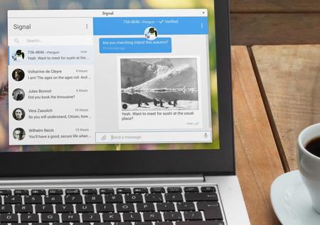 Signal finalmente lanza su app de mensajería cifrada para Windows, Linux y macOS