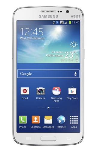 Samsung anuncia el Galaxy Grand 2, la renovación de un gama media de gran pantalla.