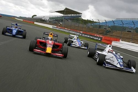 Impresiones de la nueva F2 en Silverstone