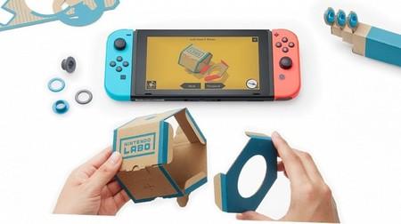 Montaje Nintendo Labo