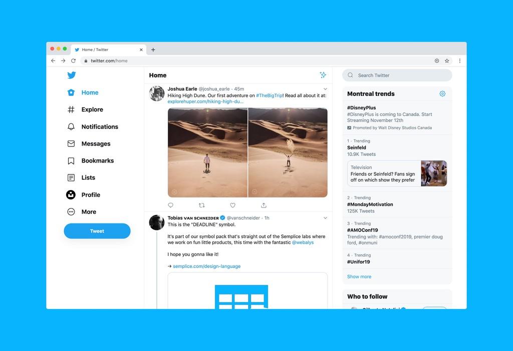 Twitter lanza un filtro para ocultar los mensajes directos ofensivos o con spam