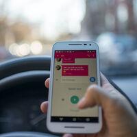 La DGT multa a más de 2.800 conductores por utilizar el móvil conduciendo en solo una semana
