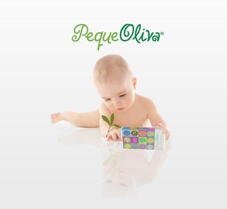 Aceite de oliva para bebés, Pequeoliva