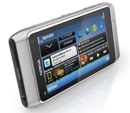 Nokia N8, un repaso por la galería multimedia y los editores de vídeo y fotos