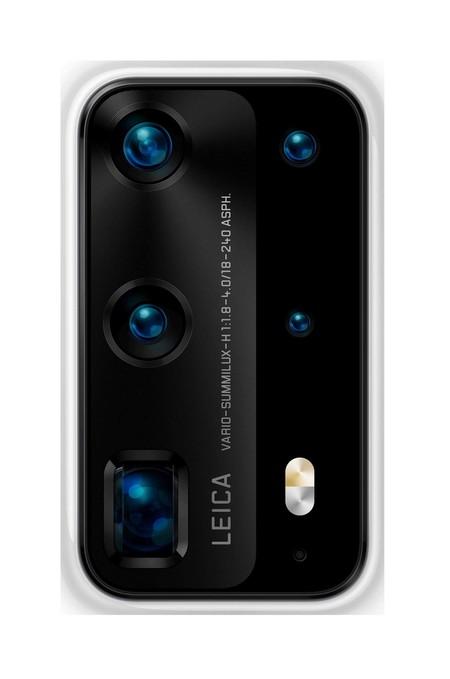 Huawei P40 Pro Render Modulo Fotografico Cinco Camaras