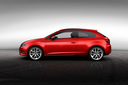 eat Leon Sport Coupe vista lateral