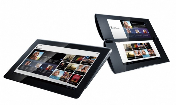 Sony Tablet P y Tablet S