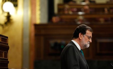 Dimitir era la única opción de Rajoy para seguir siendo presidente. Ha decido tirar la toalla