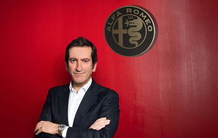 Alfa Romeo estrena nuevo jefe de diseño: Alejandro Mesonero-Romanos, ex SEAT, CUPRA y Dacia