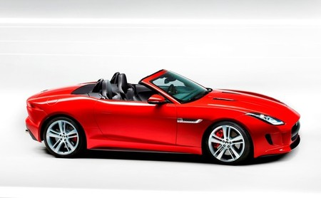 Jaguar F-Type roadster