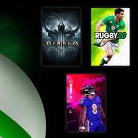 Diablo III: Reaper of Souls, Rugby 20 y Madden NFL 21 están para jugar gratis en Xbox One con Xbox Live Gold
