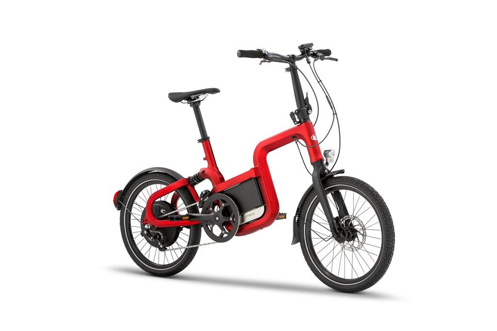 Kymco E Bike 2018 036