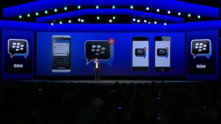 Finalmente podemos hacer video llamadas en BlackBerry Messenger